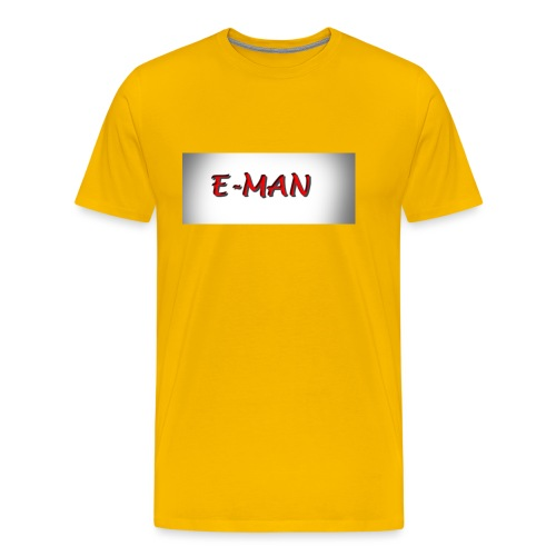 E-MAN - Men's Premium T-Shirt