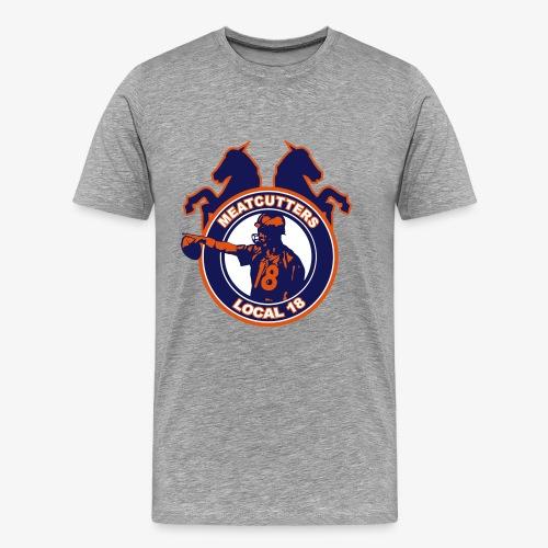 Meatcutters Local 18 - Men's Premium T-Shirt