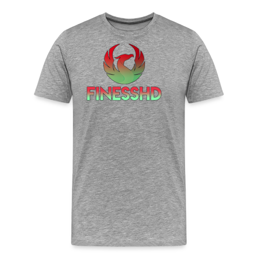 The Logo and Name - Men's Premium T-Shirt