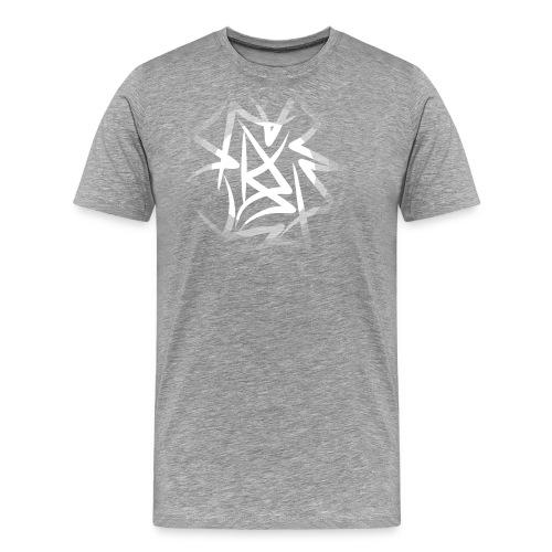 designcrowd t shirt back1 printready 300dpi - Men's Premium T-Shirt