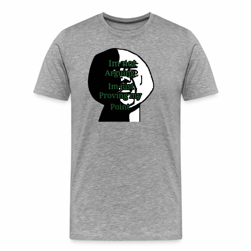 Im right - Men's Premium T-Shirt