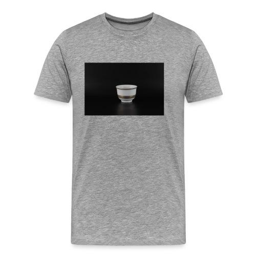 Arabic coffee cup - Men's Premium T-Shirt