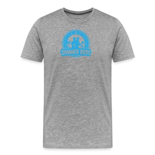 Summer Bods Apparel First Edition - logo - Men's Premium T-Shirt