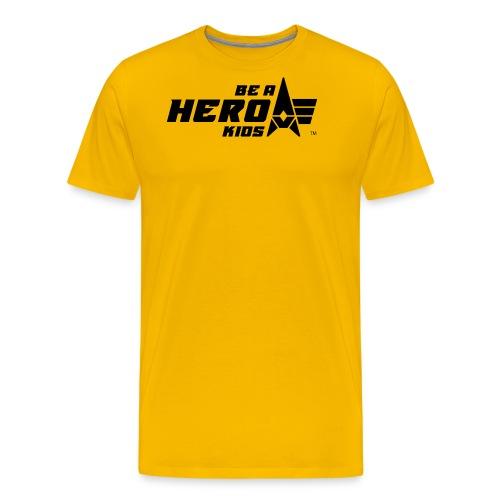 BHK primary black TM - Men's Premium T-Shirt