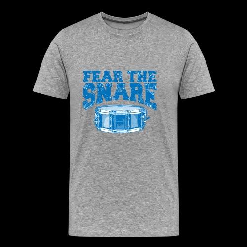 FEAR THE SNARE - Men's Premium T-Shirt