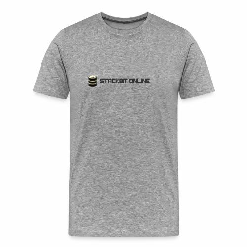stackbit online - Men's Premium T-Shirt