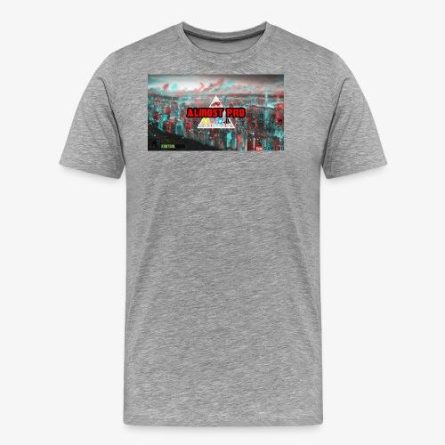 Almost Pro Banner - Men's Premium T-Shirt