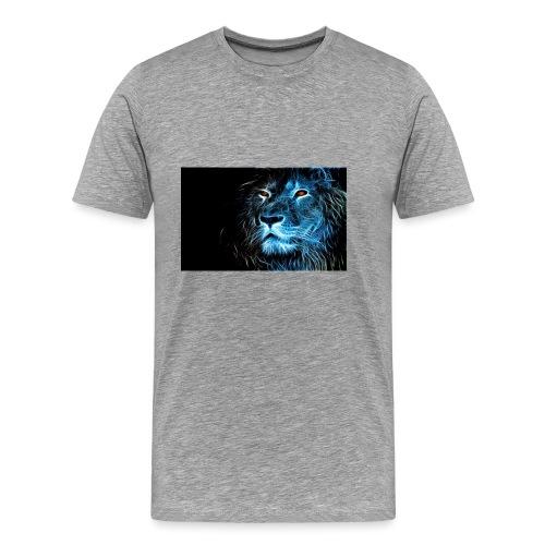 Lion Art - Men's Premium T-Shirt