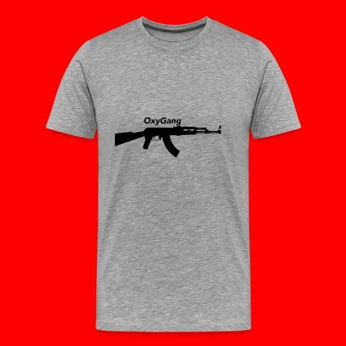 OxyGang: AK-47 Products - Men's Premium T-Shirt