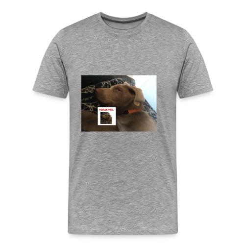 Finn Update - Men's Premium T-Shirt