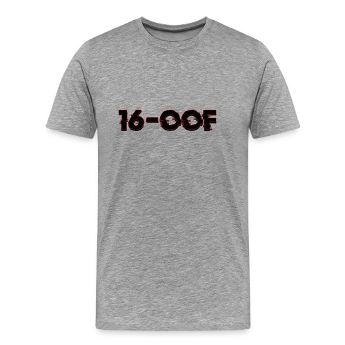 16 - OOF Collection - Men's Premium T-Shirt