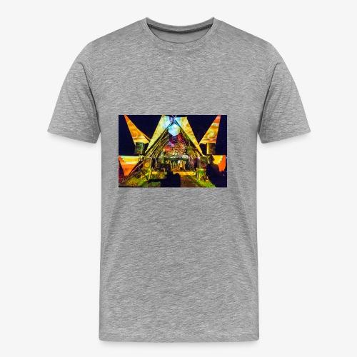 Up Staged - Men's Premium T-Shirt