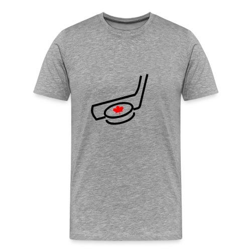 Hockey - Men's Premium T-Shirt