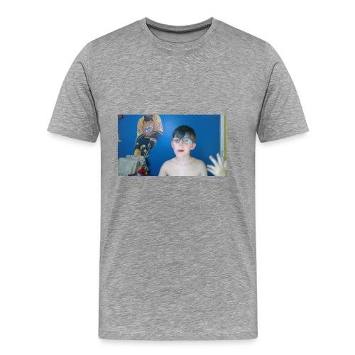 WIN 20180418 19 50 13 Pro - Men's Premium T-Shirt