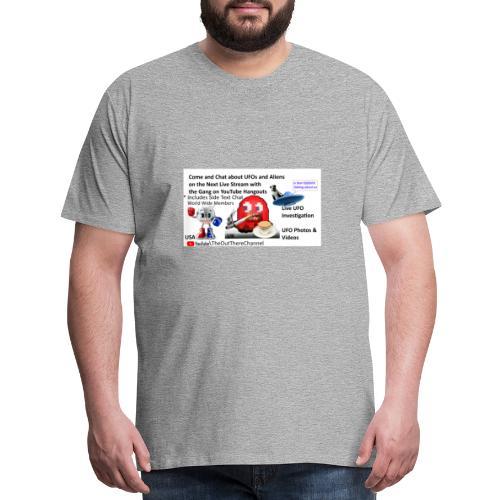 OT Live Stream Tshirt - Men's Premium T-Shirt