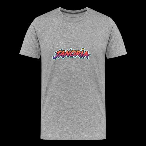 Janoria's Name - Men's Premium T-Shirt