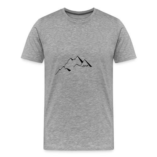 mountain1 - Men's Premium T-Shirt