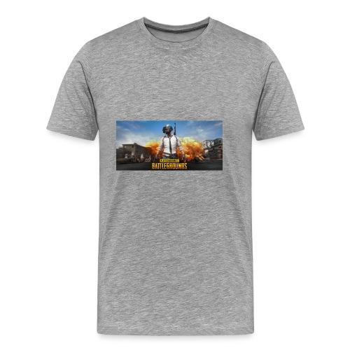 pubg 1 - Men's Premium T-Shirt