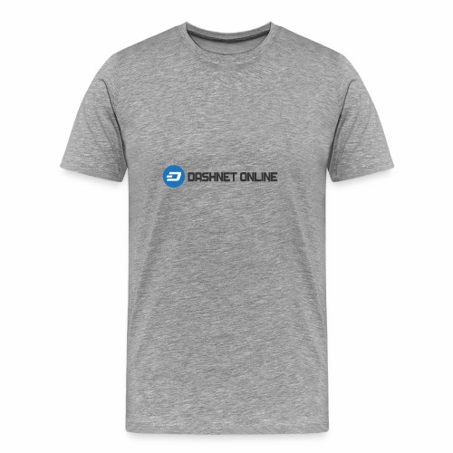 dashnet online dark - Men's Premium T-Shirt