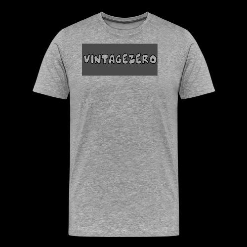 VintageZero - Men's Premium T-Shirt
