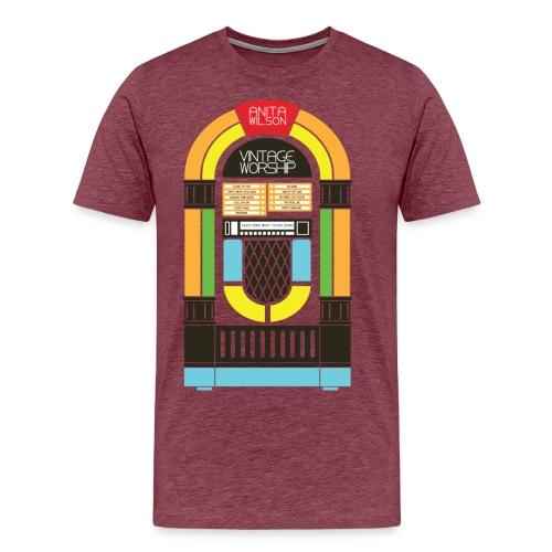 JUKE1 FINAL - Men's Premium T-Shirt