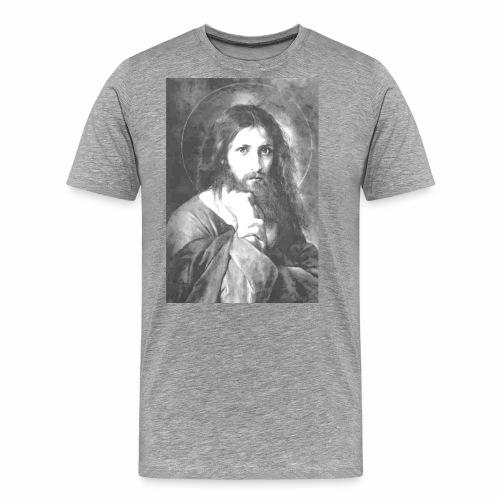 Jesus Christ T-shirts and Designs - Men's Premium T-Shirt