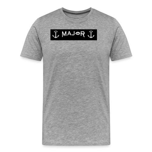 MAJOR Big Weight - Men's Premium T-Shirt
