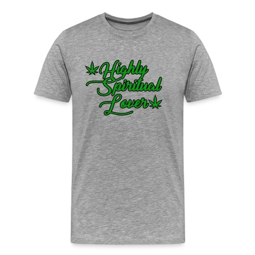 Highly Spiritual Lover - Men's Premium T-Shirt