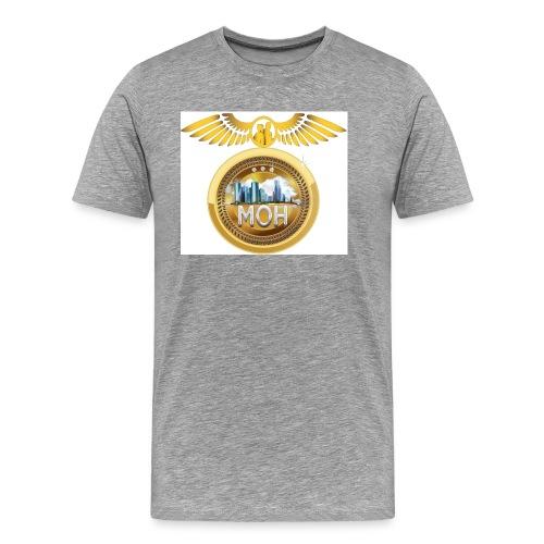 Mannunaki Order of Heavan - Men's Premium T-Shirt