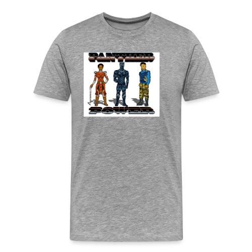 Panther Power - Men's Premium T-Shirt