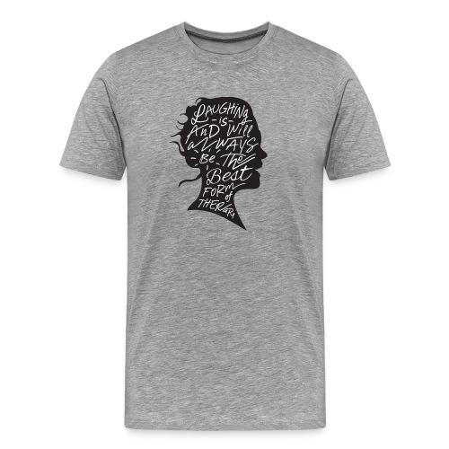 LAUGHING - Men's Premium T-Shirt