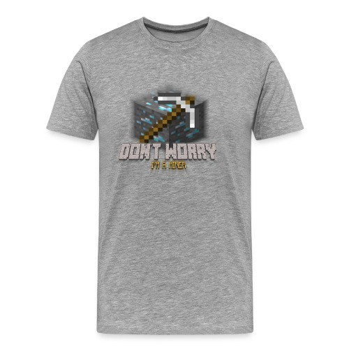 Miner Products - Men's Premium T-Shirt