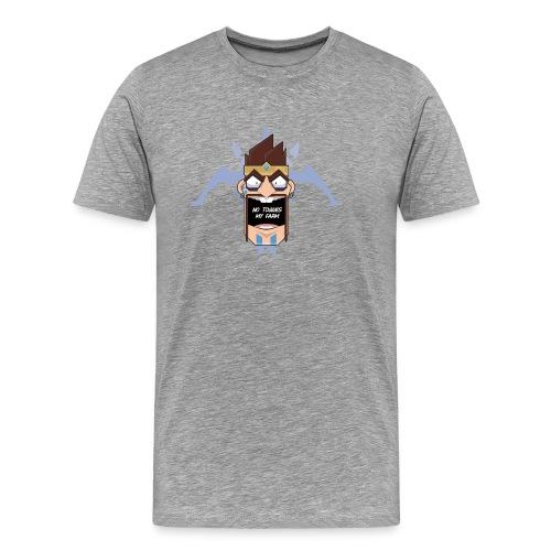 t shirt draven lol - Men's Premium T-Shirt