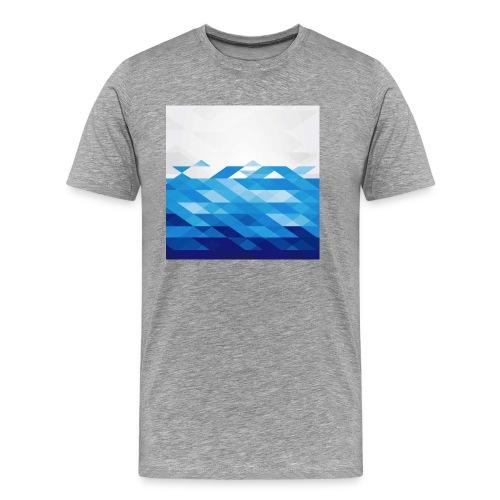 cool stuff phone case - Men's Premium T-Shirt