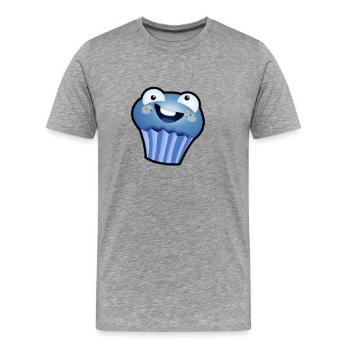 הלוגו של מאפין - Men's Premium T-Shirt