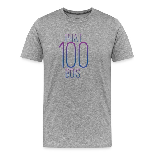 Phat 100 Bois - Men's Premium T-Shirt