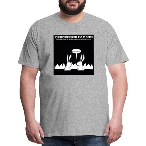 tbcoan Where the bitches at? - Men's Premium T-Shirt