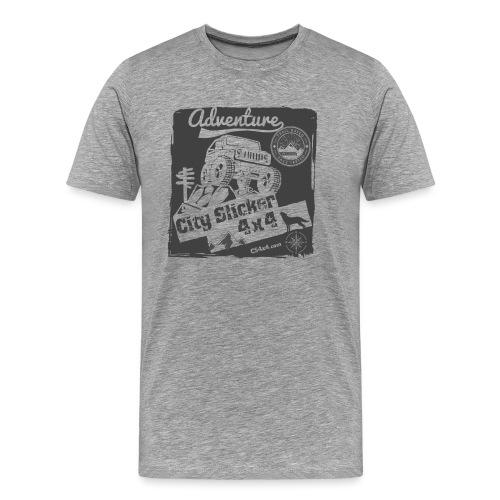 CS4x4 Adventure - Men's Premium T-Shirt