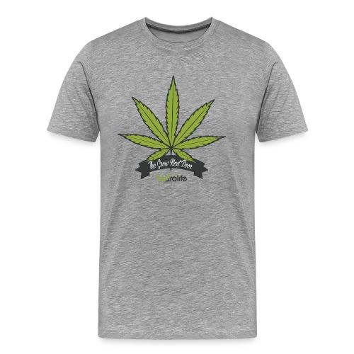 Hydrolife Men's The Grow Next Door - Men's Premium T-Shirt
