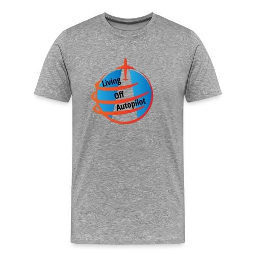Living Off Autopilot - Men's Premium T-Shirt