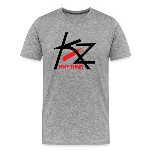 KZ Full Color Logo - Men's Premium T-Shirt