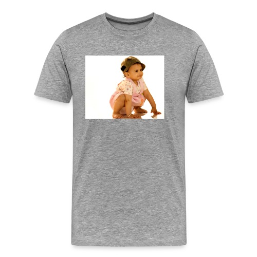 cute baby - Men's Premium T-Shirt