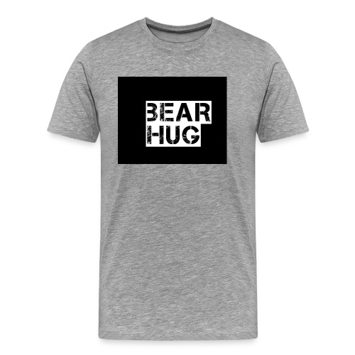 BEAR HUG - Men's Premium T-Shirt