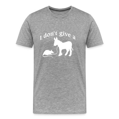 rats-ass-2 - Men's Premium T-Shirt