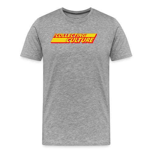 The Collecting Culture - Men's Premium T-Shirt