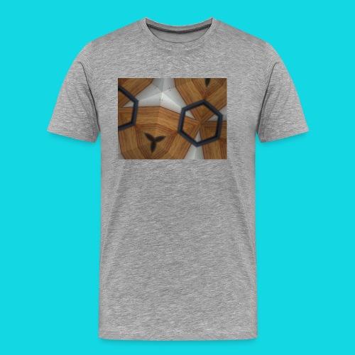 Kaleidoscope - Men's Premium T-Shirt