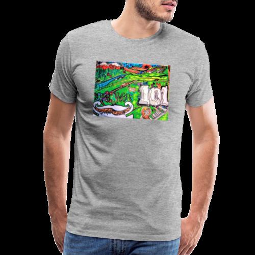 Tri counties - Men's Premium T-Shirt