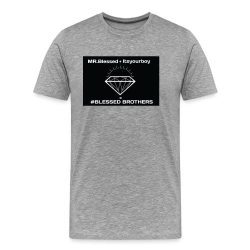 Brothers - Men's Premium T-Shirt