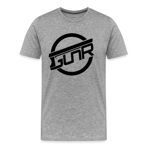 GunRCircleNoOutlineOneCol - Men's Premium T-Shirt