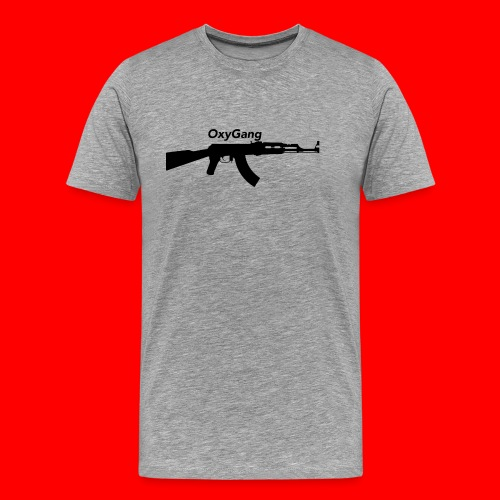 OxyGang: AK-47 Products - Men's Premium T-Shirt